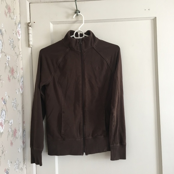 GAP Sweaters - Gap body brown zip up sweater